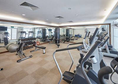 facilities - gym
