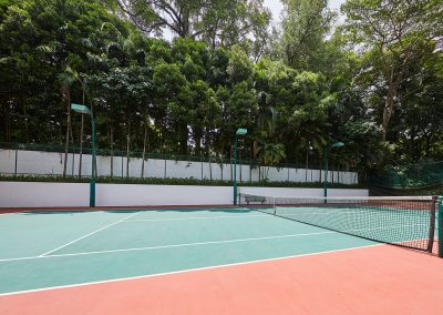 facilities - tennis court